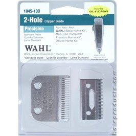 Wahl 2-Hole Precision Clipper Blade 265