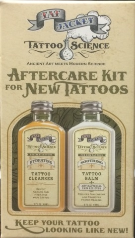 Tat Jacket 2-Pack Aftercare Kit for New Tattoos - 7213