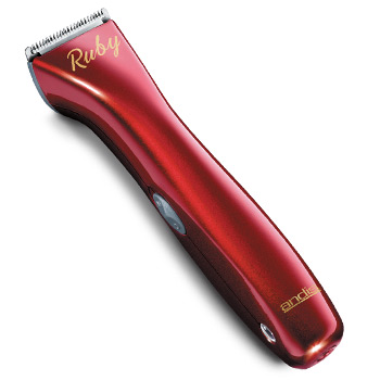 Andis RCT Ruby Cordless Clipper/Trimmer #23165
