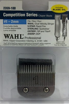 Wahl Competition 1 Detachable Blade 2359-100