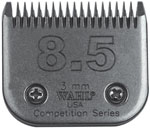 "Wahl Competition Series Size #8.5 Blade 3mm (1/8"") 4650"