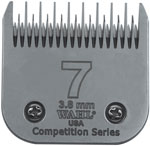 "Wahl Competition Series Blade Size #7ST 4mm (5/32"") 4651"