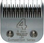 "Wahl Competition Series Blade Size #4ST 8mm (5/16"") 4654"