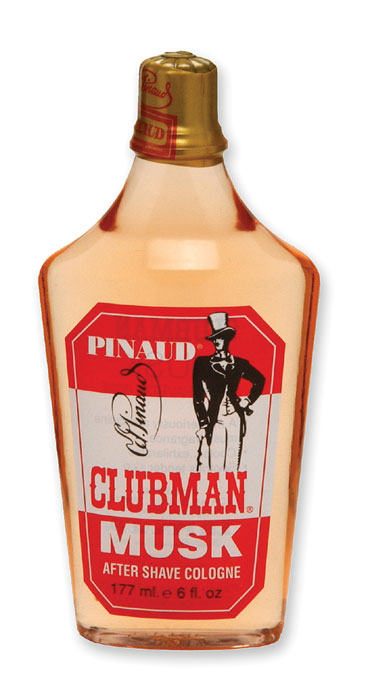 Clubman Musk After Shave Cologne 6oz #405000