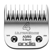 "Andis UltraEdge Size 4S-T/ Leaves hair 3/8"" - 9.5mm 1687"