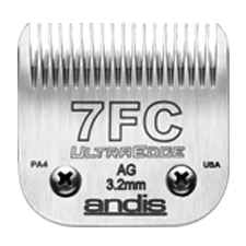 "Andis UltraEdge Size 7FC / Leaves hair 1/8"" - 3.2mm 1325"