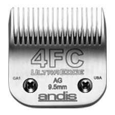 "Andis UltraEdge Size 4FC/ Leaves hair 3/8"" - 9.5mm 1754"