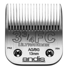 "Andis UltraEdge Size 3-3/4FC / Leaves hair 1/2"" - 13mm 1323"