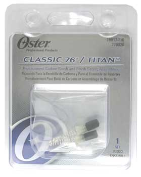 Oster Carbon Brush Replacement for Classic 76 /Titan 3098