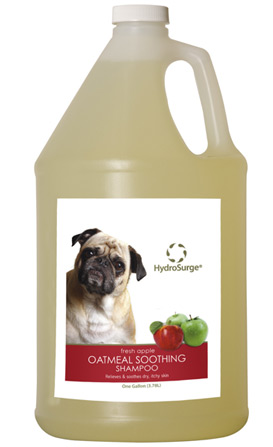 Hydrosurge Soothing Apple Oatmeal Shampoo Gallon #78499-415