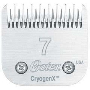 Oster Cryogen-X Blade Size 7 Skip Tooth 3095