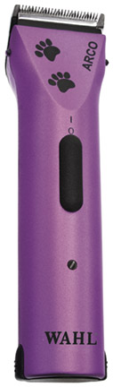 Wahl ARCO Purple Paw-Print Animal Clipper 5620