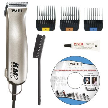 Wahl KM2 Deluxe Dog & Cat Clipper Kit 9757-1001