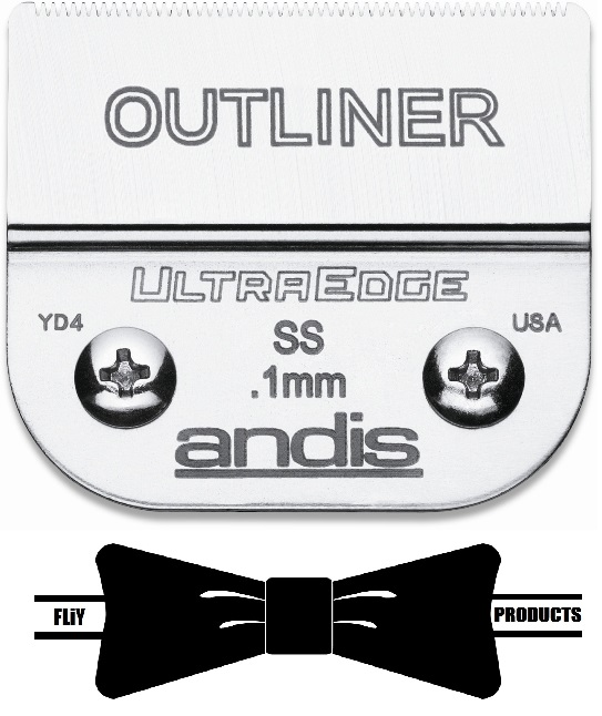 Andis 000000 Outliner CeramicEdge Detachable Blade #64160C