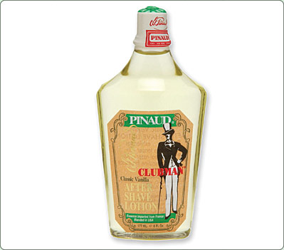 Pinaud Classic Vanilla After Shave Lotion 6oz