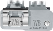 Aesculap Detachable Grooming Blade Size 7/8 Toe #GT323