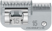Aesculap Detachable Grooming Blade Size 15 #GT326