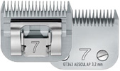 Aesculap Detachable Grooming Blade Size 7 #GT343
