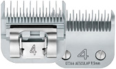 Aesculap Detachable Grooming Blade Size 4 #GT366