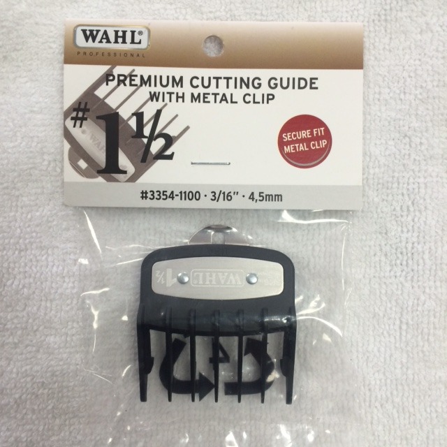 Wahl #1 1/2(4.5mm) Premium Guard - 3354-1100