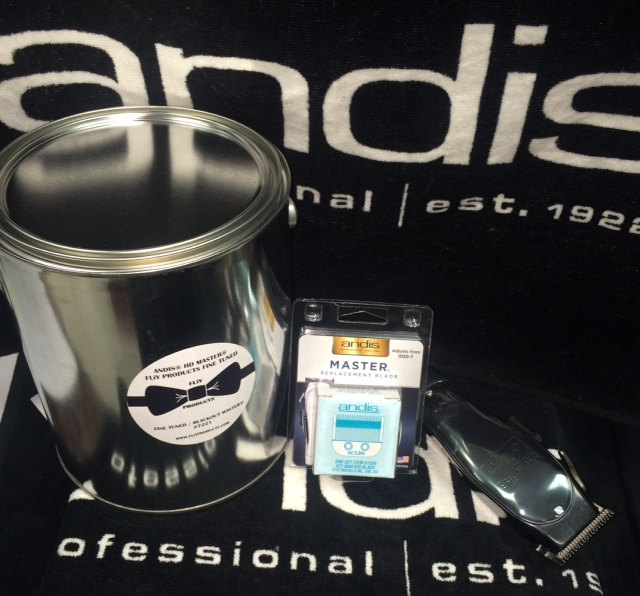 Andis HD Master Limited Blackout Edition - 7221