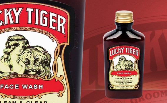 Lucky Tiger Liquid Face Wash - 6431