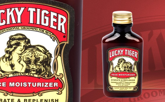 Lucky Tiger Face Moisturizer - 6433