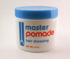 Master Well Comb Pomade Hair Dressing 4oz 7068