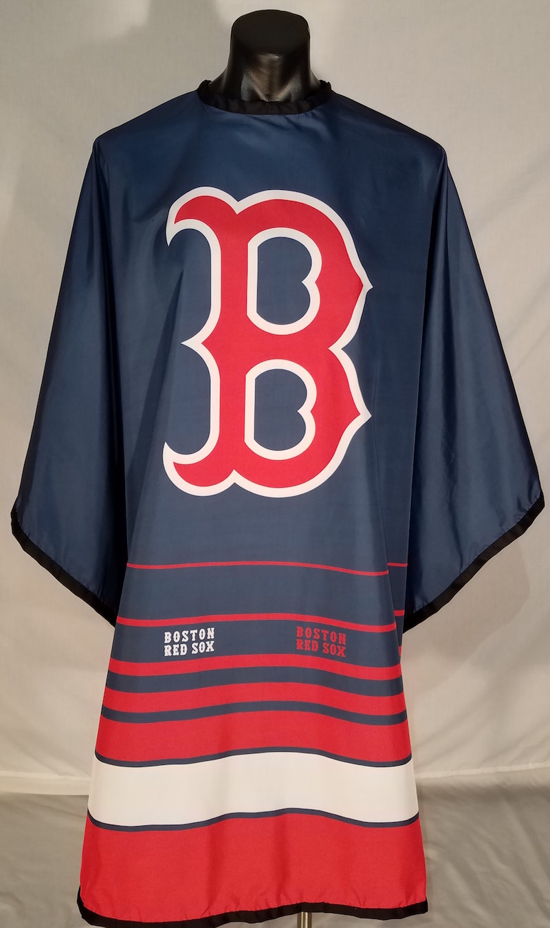MLB Licensed Boston Red Sox Cutting Cape