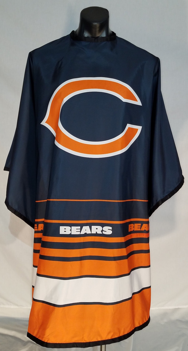 NFL Licensed Chicago Bears Cutting Cape