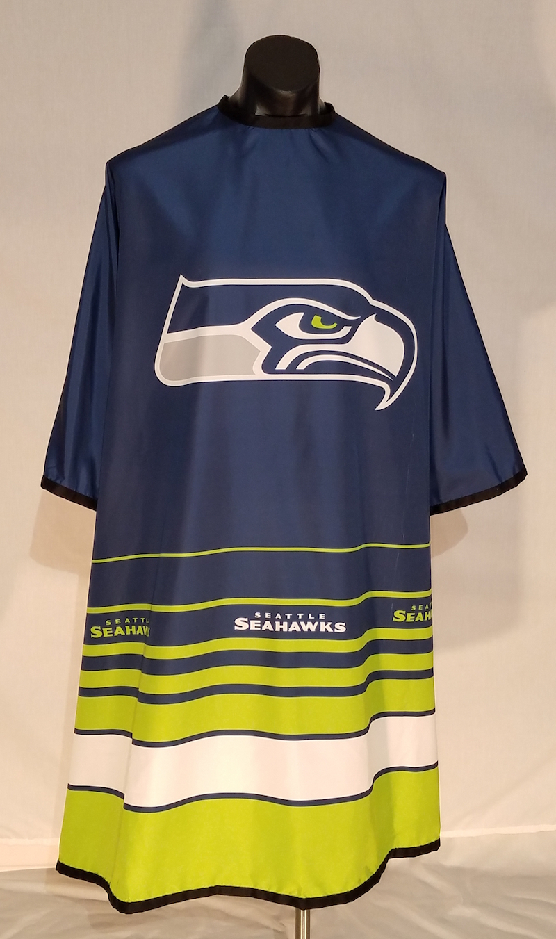 NFL Licensed Seattle Seahawks Cutting Cape