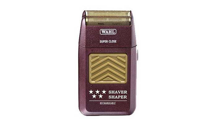 Wahl 5-Star Bump Free Shaver #8547