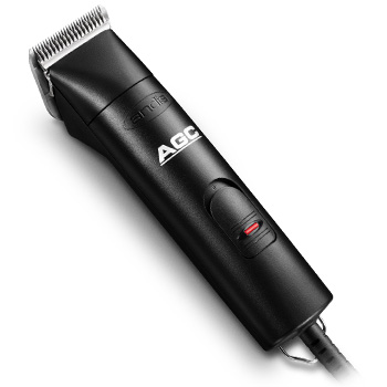 Andis AGC 1-Speed Motor Clipper (Euro Plug) # 22740