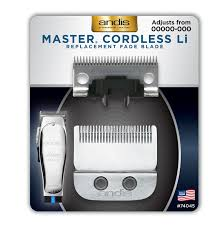 Andis Cordless Master FADE Blade 8508