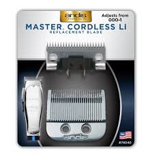Andis Cordless Master Blade 8507