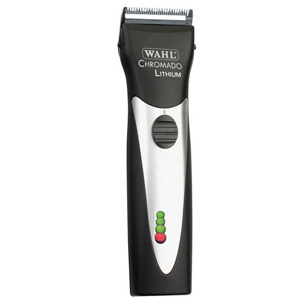 Wahl Chromado Lithium Cord/Cordless Clipper Black 6569