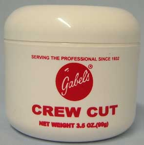 Gabel's Crew Cut Wax 3.5oz