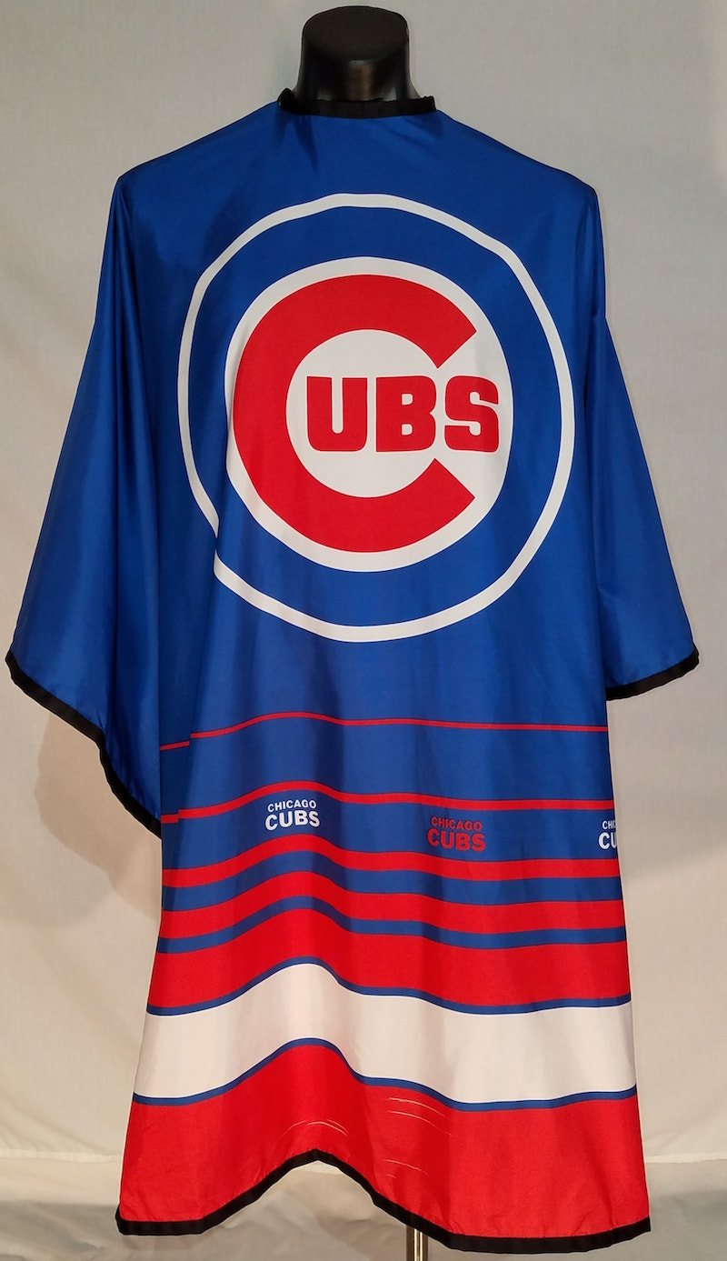 MLB Licensed Chicago Cubs Cutting Cape