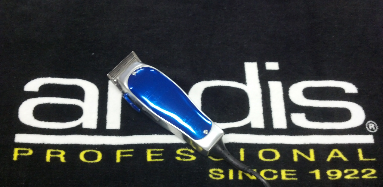 Andis ML Master Adjustable Clipper Custom CANDY BLUE 6298