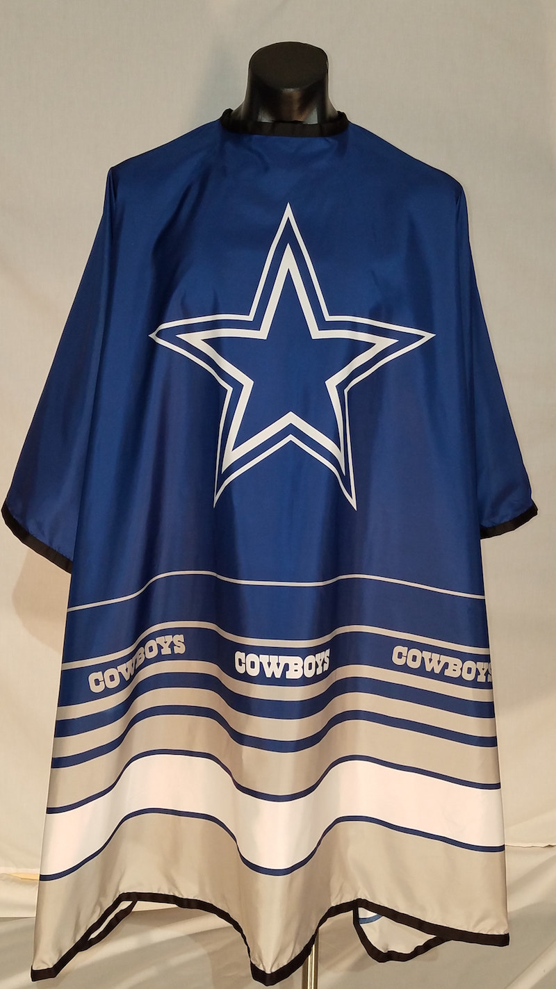 NFL Licensed Dallas Cowboys Cutting Cape