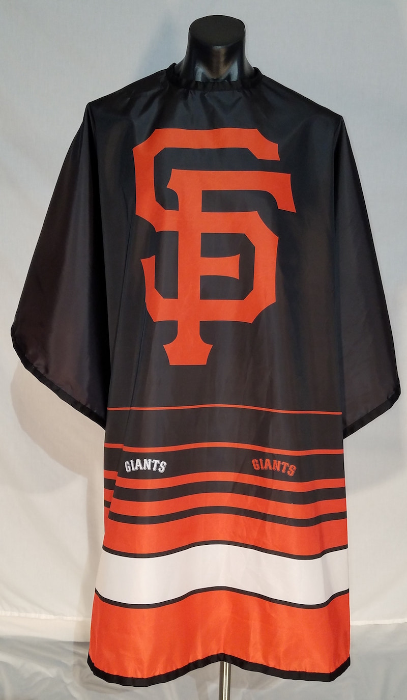 MLB Licensed SF Giants Cutting Cape
