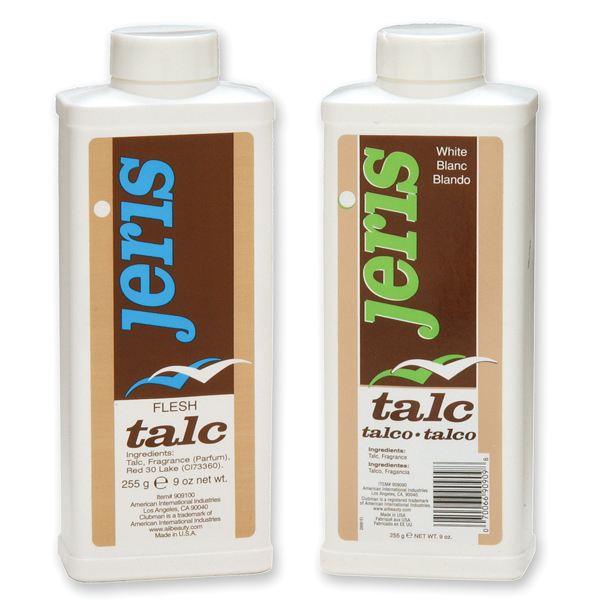 Jeris Talc 9oz 909070