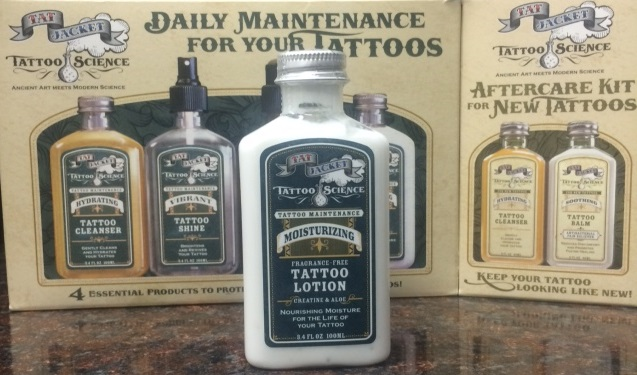 Tat Jacket Tattoo Lotion - 7219