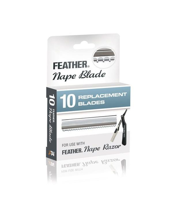Feather Nape Blade (10 Blades) 812