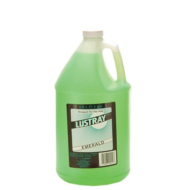 Lustray Emerald - For the hair gallon