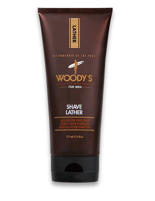 WOODY'S for Men Shave Lather 90571
