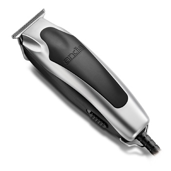 Andis RT-1 SuperLiner Trimmer w/Bonus Shaver Head-Silver #04890