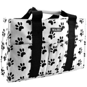 Wahl Paw Print Travel Tote Bag #97781